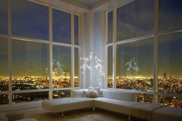featured posts image for Jaw-dropping minimalist penthouse in New York's Central Park