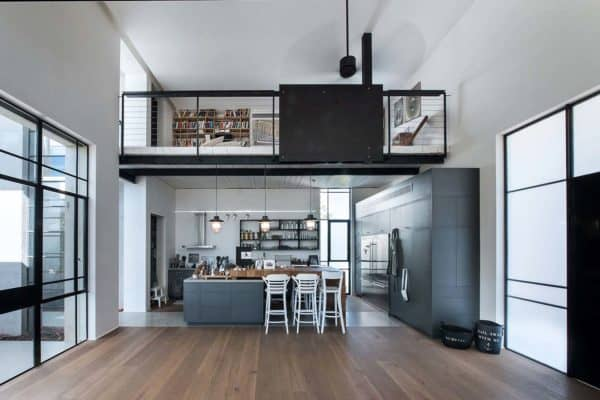featured posts image for An ultra chic dwelling in Tel Aviv with a modern-industrial vibe