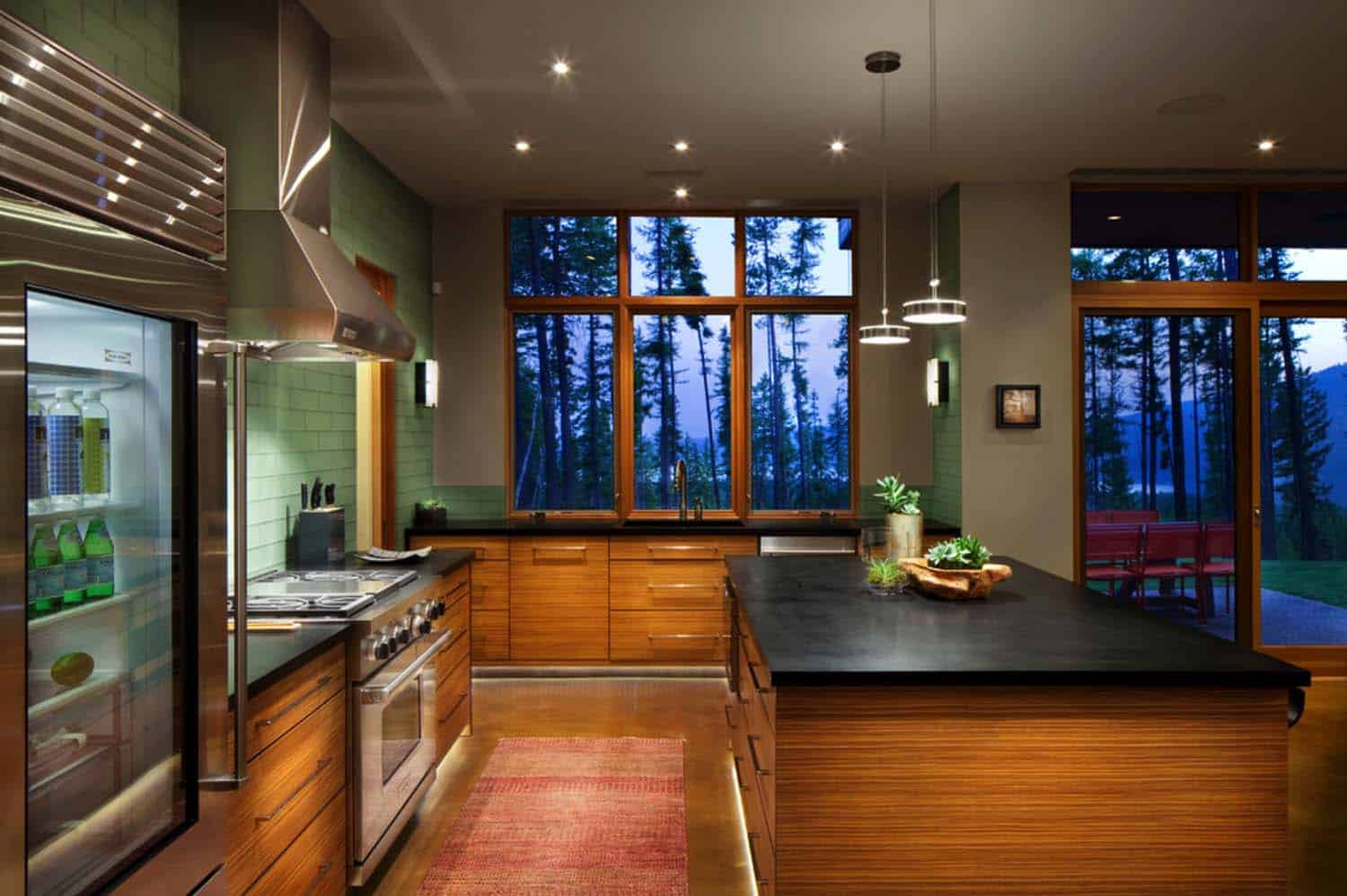 Modern Mountain Home-CTA Architects Engineers-15-1 Kindesign