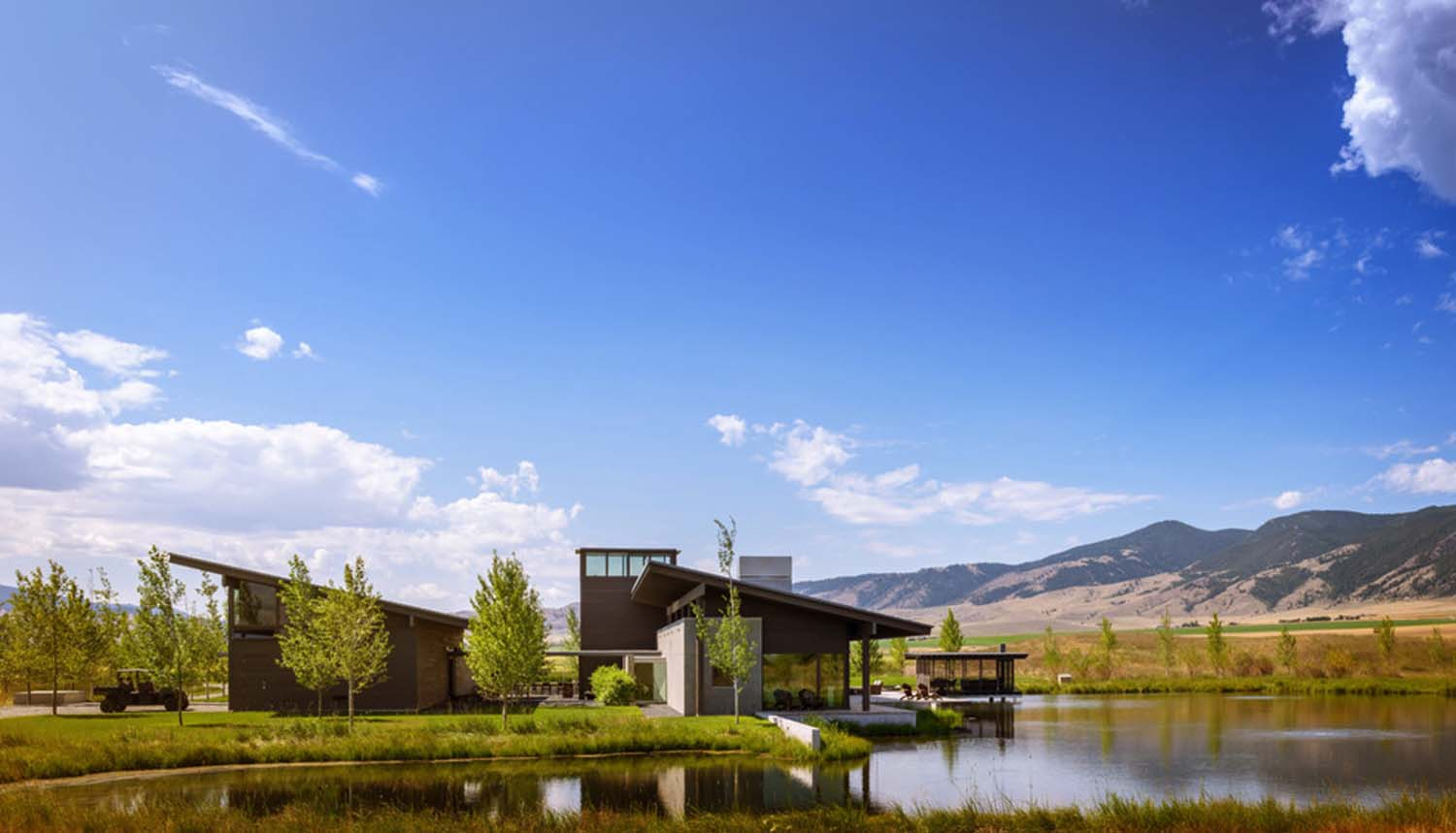 Montana Ranch House-Suyama Peterson Deguchi-02-1 Kindesign