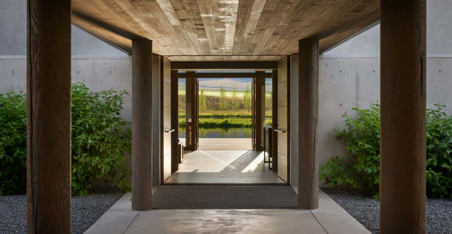 Montana Ranch House-Suyama Peterson Deguchi-04-1 Kindesign