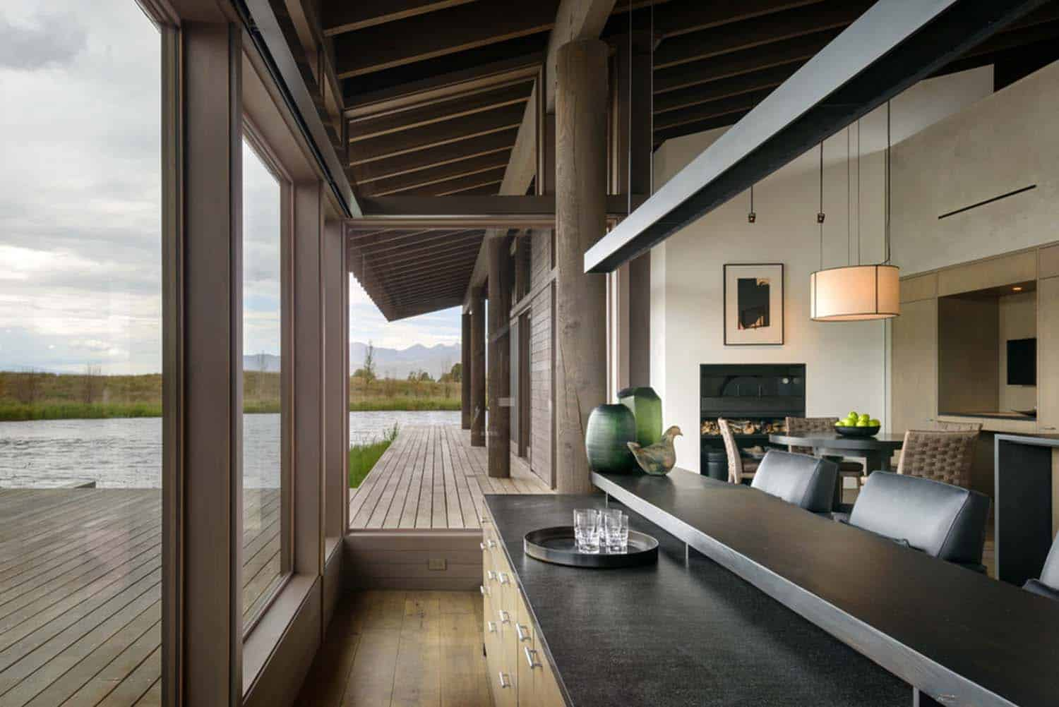 Montana Ranch House-Suyama Peterson Deguchi-14-1 Kindesign
