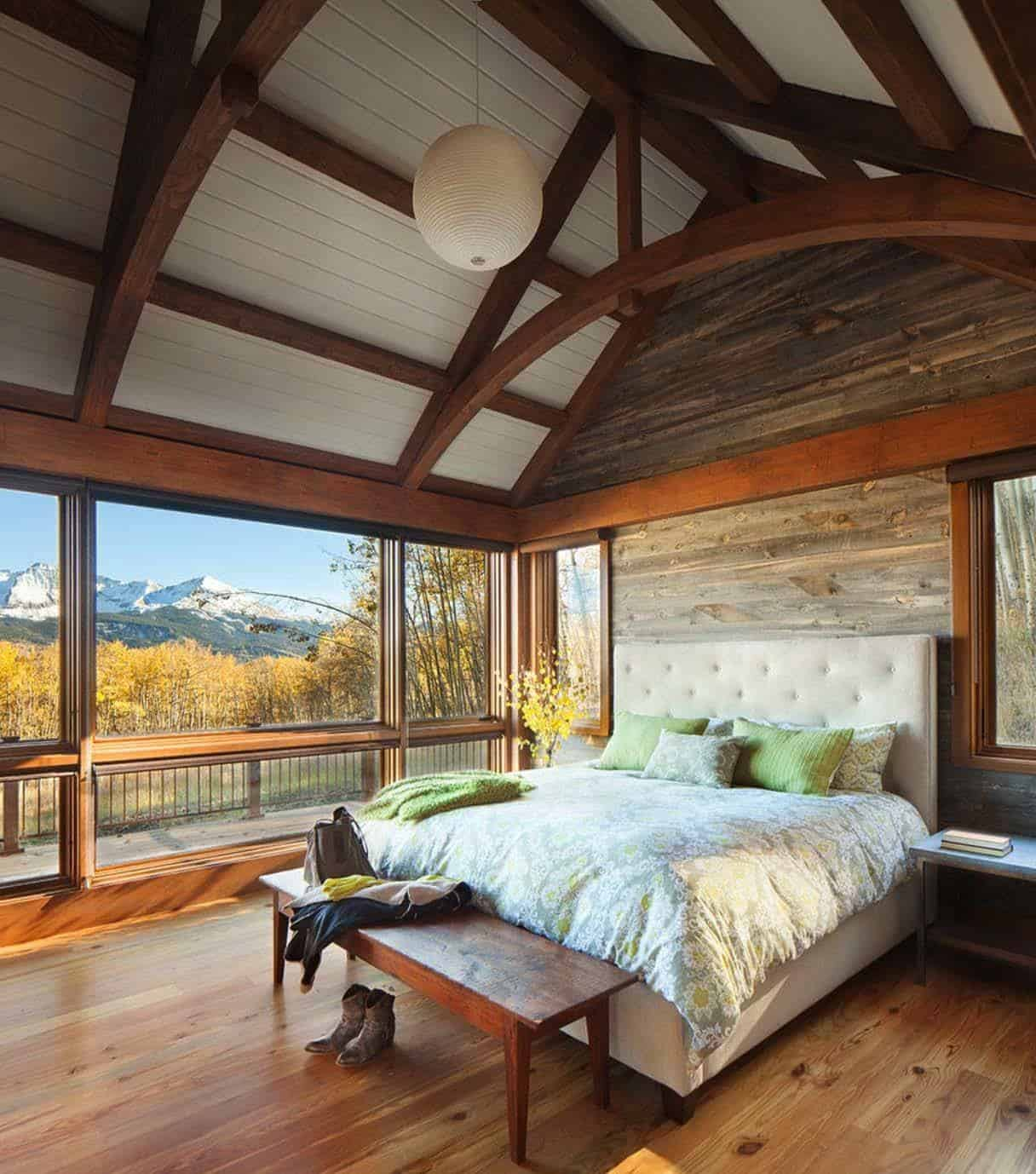 Mountain Home Decor: 50 Dreamiest Bedroom Interiors Featured On 1 Kindesign For