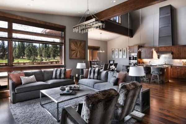 featured posts image for Warm and relaxing mountain contemporary home in Truckee