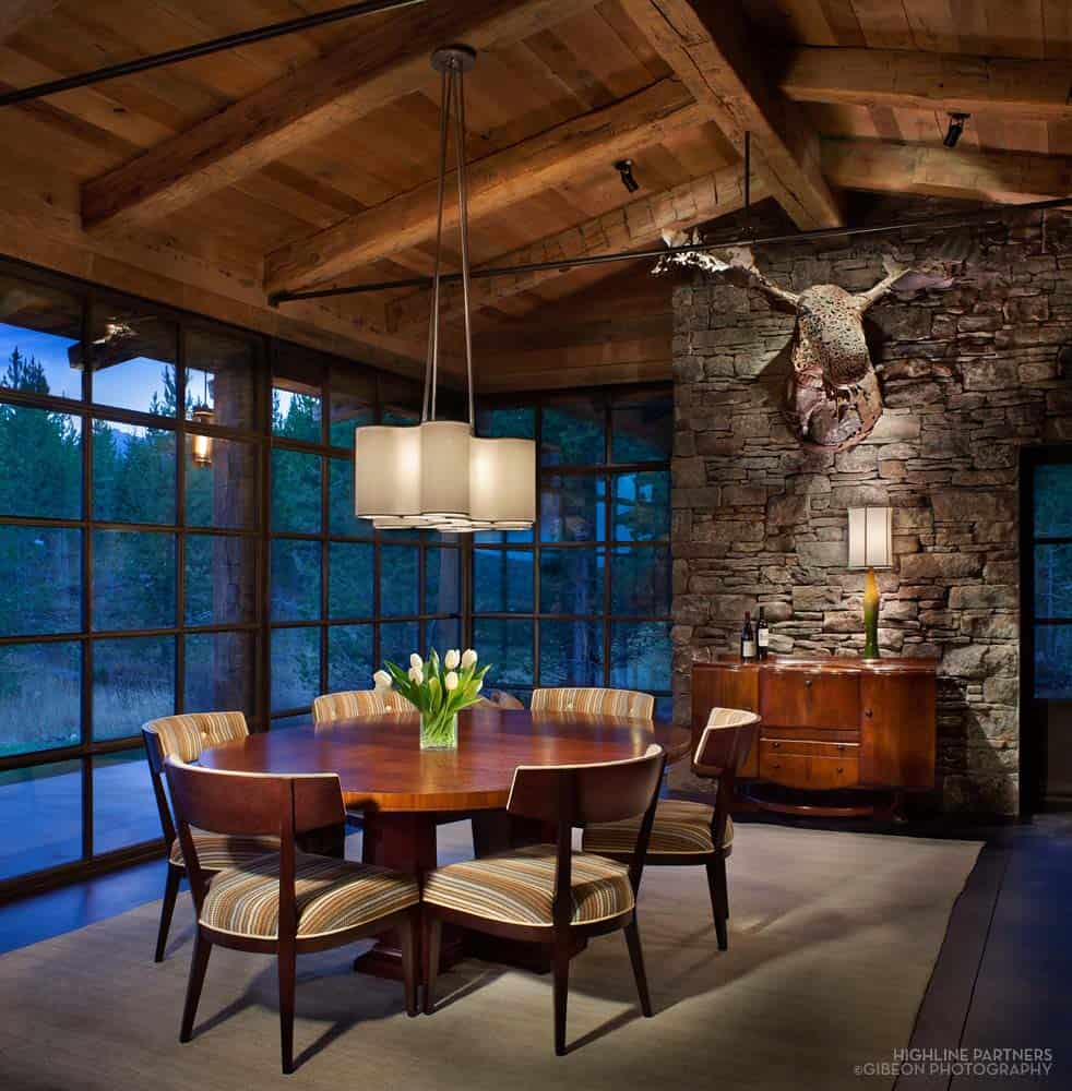 Mountain Guest Cabin-Pearson Design Group-016-1 Kindesign