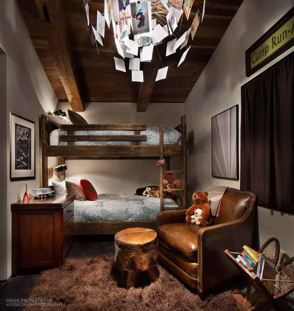Mountain Guest Cabin-Pearson Design Group-13-1 Kindesign