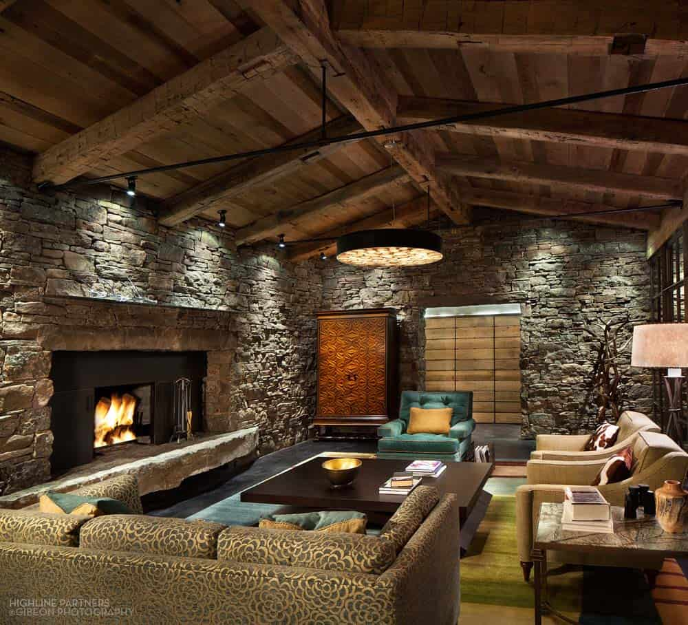 Mountain Guest Cabin-Pearson Design Group-17-1 Kindesign