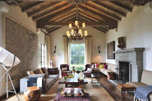 featured posts image for Gorgeous Spanish Colonial style renovation in San Francisco