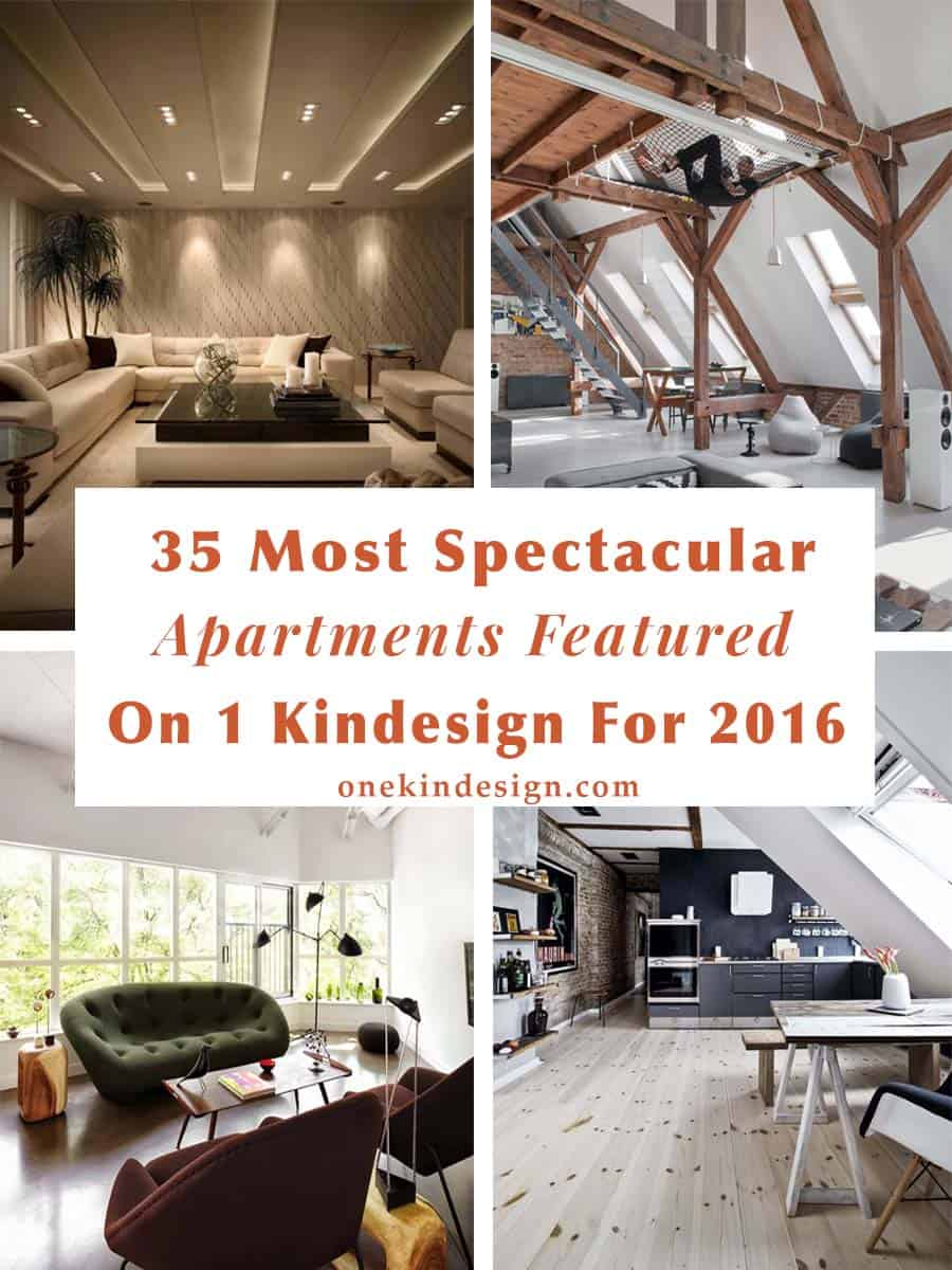 Spectacular Apartments Featured 2016-00-1 Kindesign