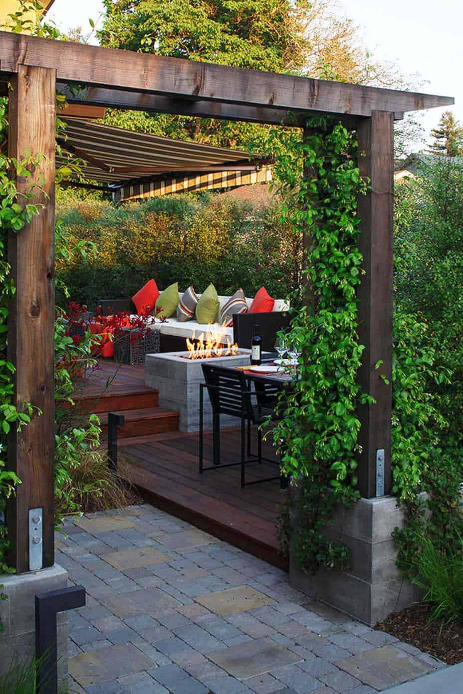 Contemporary Deck Ideas-Fire Features-016-1 Kindesign