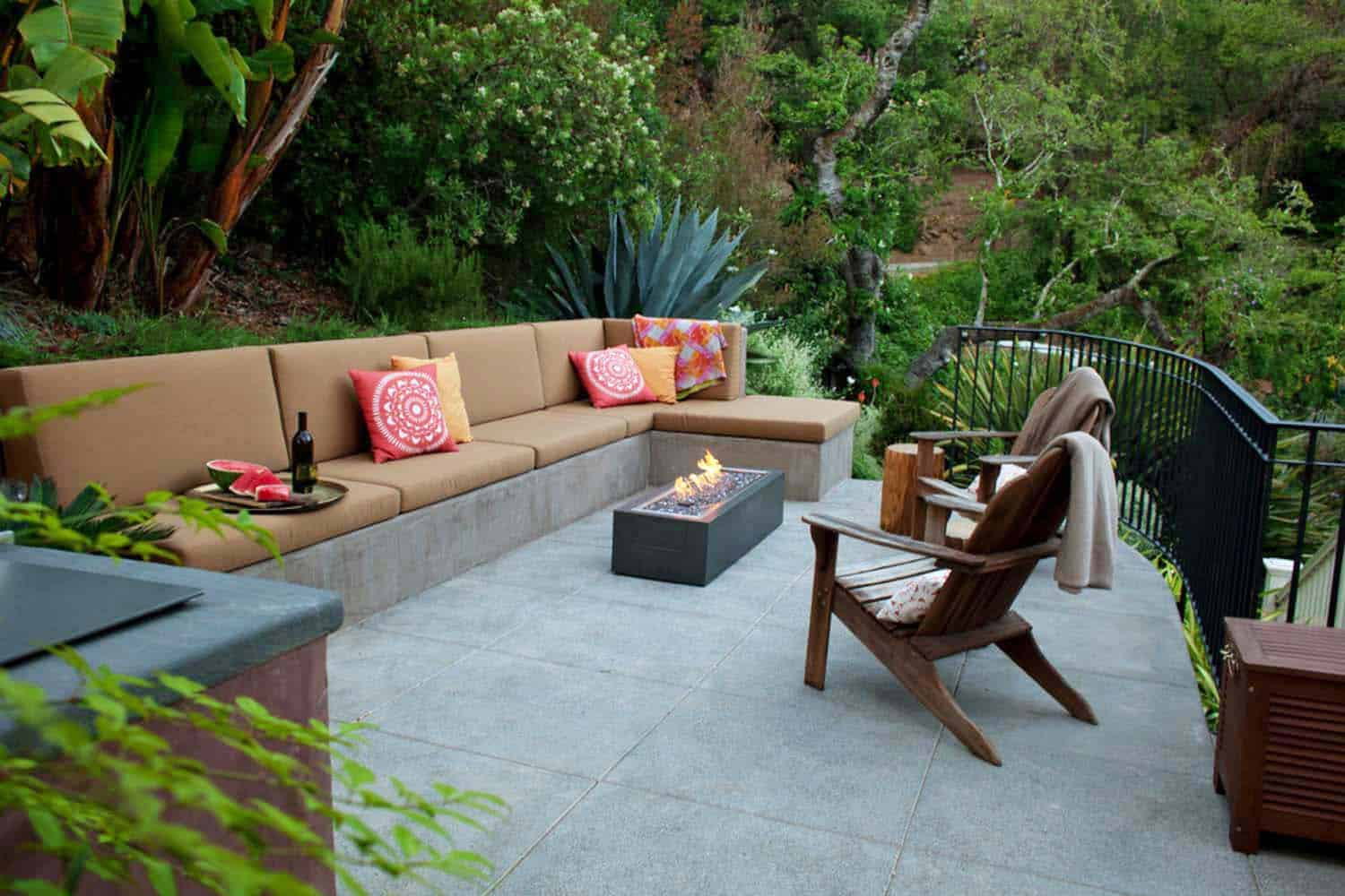 Contemporary Deck Ideas-Fire Features-030-1 Kindesign
