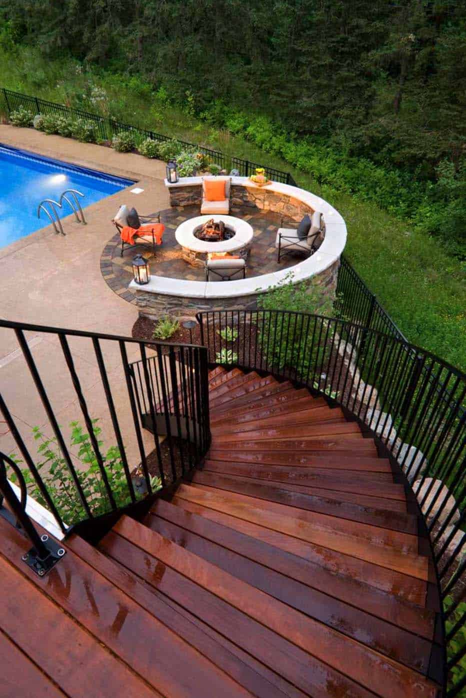 Contemporary Deck Ideas-Fire Features-13-1 Kindesign