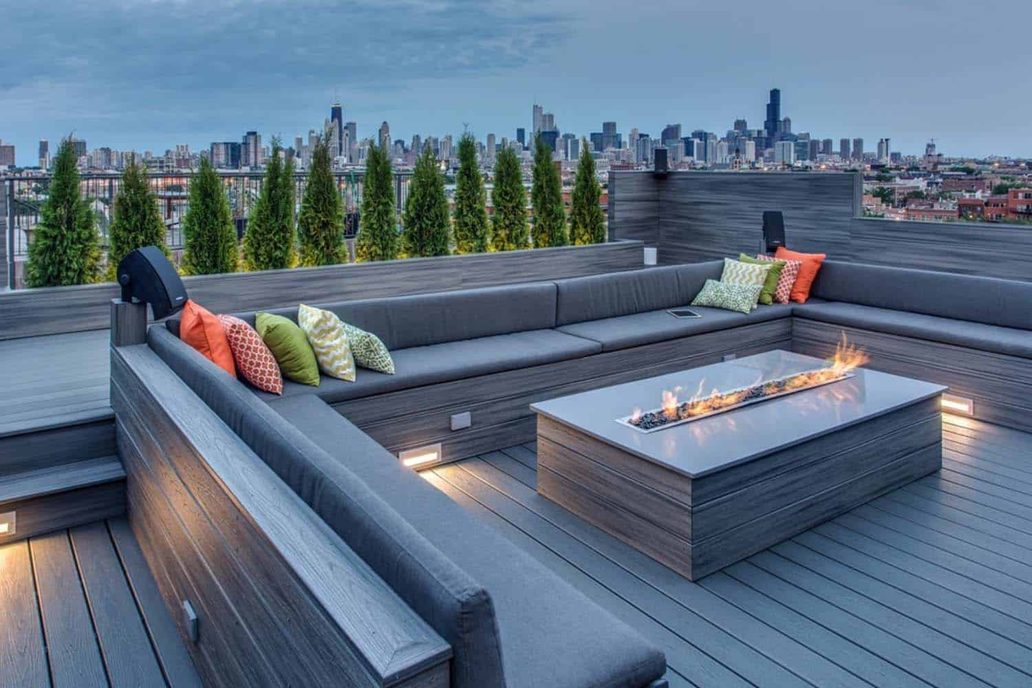 Contemporary Deck Ideas-Fire Features-23-1 Kindesign