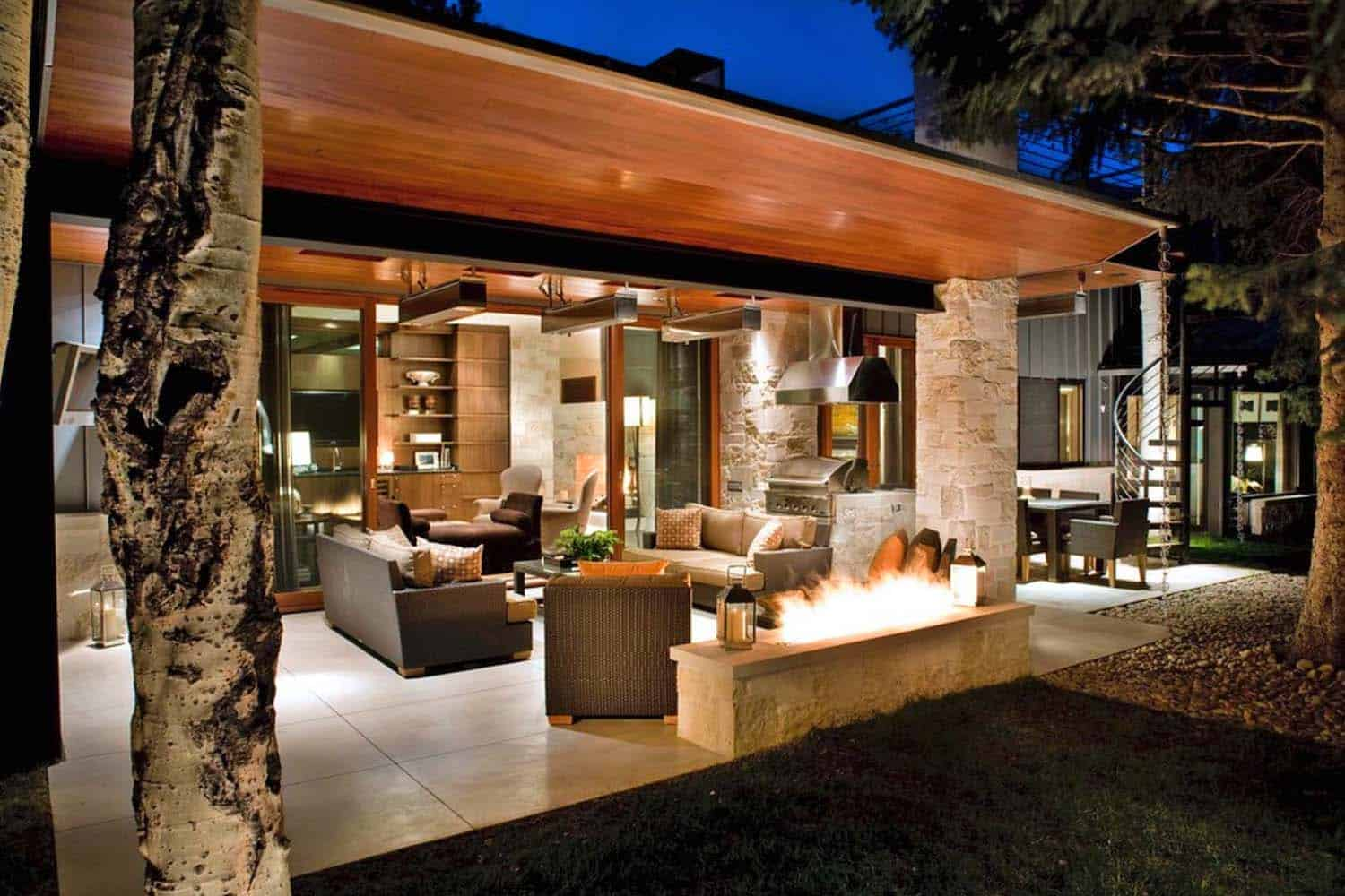 Contemporary Deck Ideas-Fire Features-27-1 Kindesign