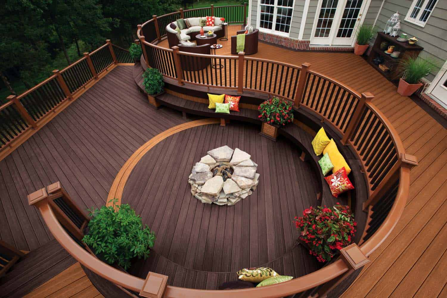 Contemporary Deck Ideas-Fire Features-31-1 Kindesign