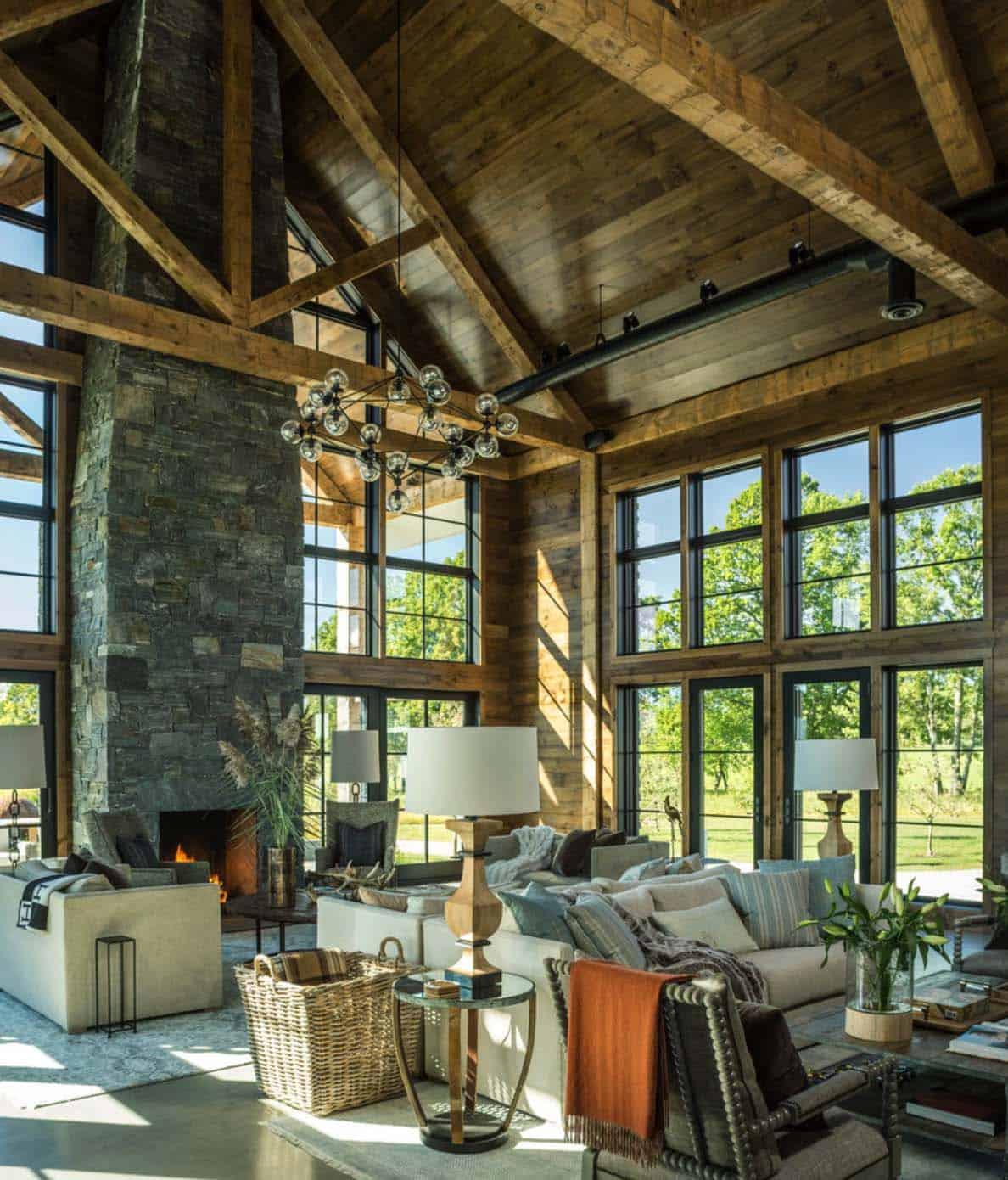 Contemporary Farmhouse-TruexCullins Architecture-09-1 Kindesign