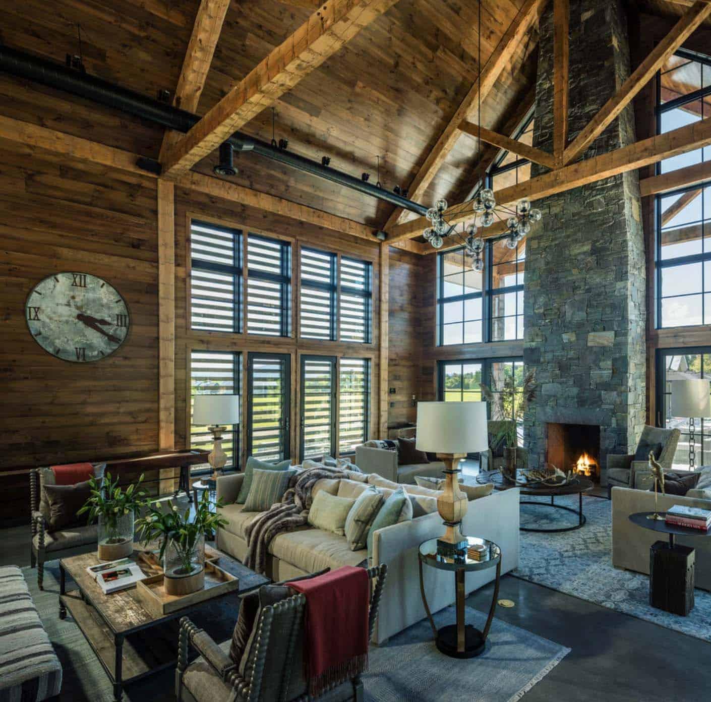 Contemporary Farmhouse-TruexCullins Architecture-10-1 Kindesign