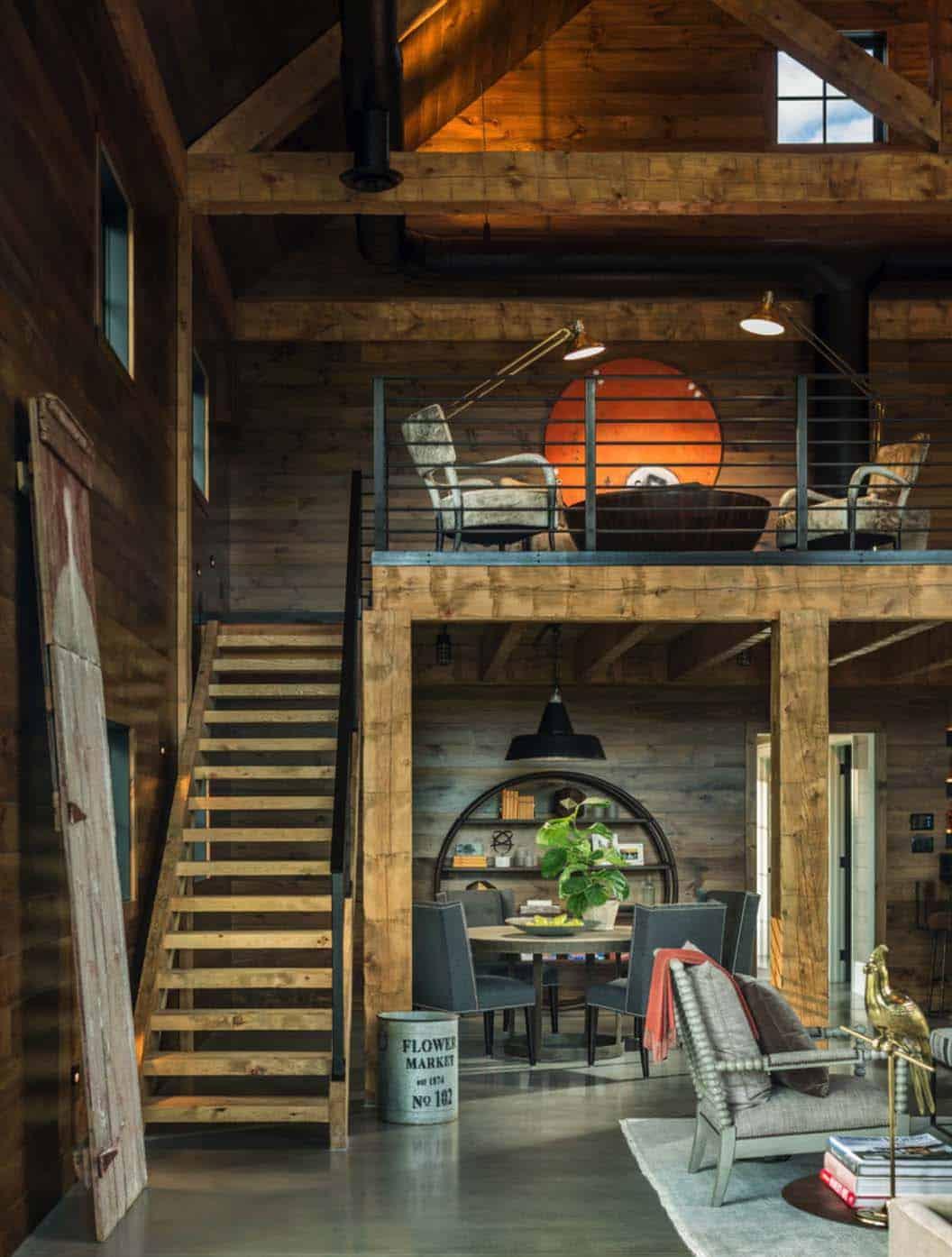 Contemporary Farmhouse-TruexCullins Architecture-14-1 Kindesign