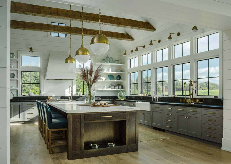 Contemporary Farmhouse-TruexCullins Architecture-19-1 Kindesign