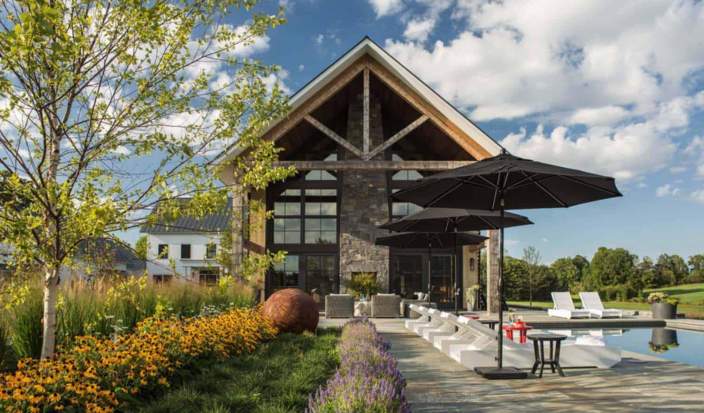 Contemporary Farmhouse-TruexCullins Architecture-32-1 Kindesign