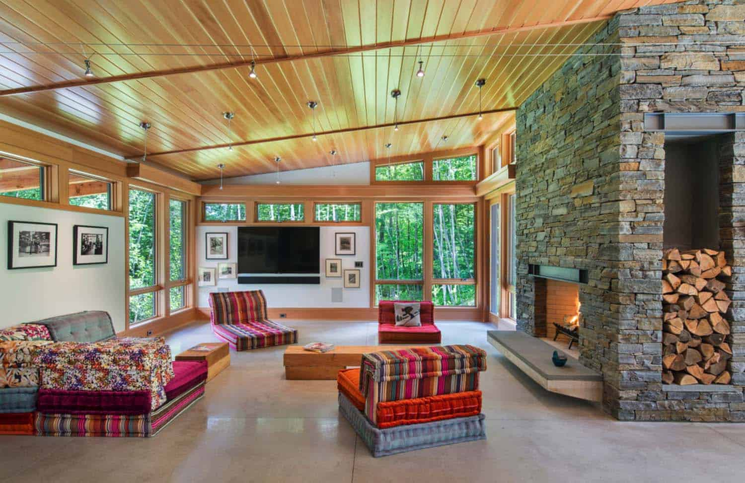 Contemporary Mountain Getaway-Flavin Architects-09-1 Kindesign