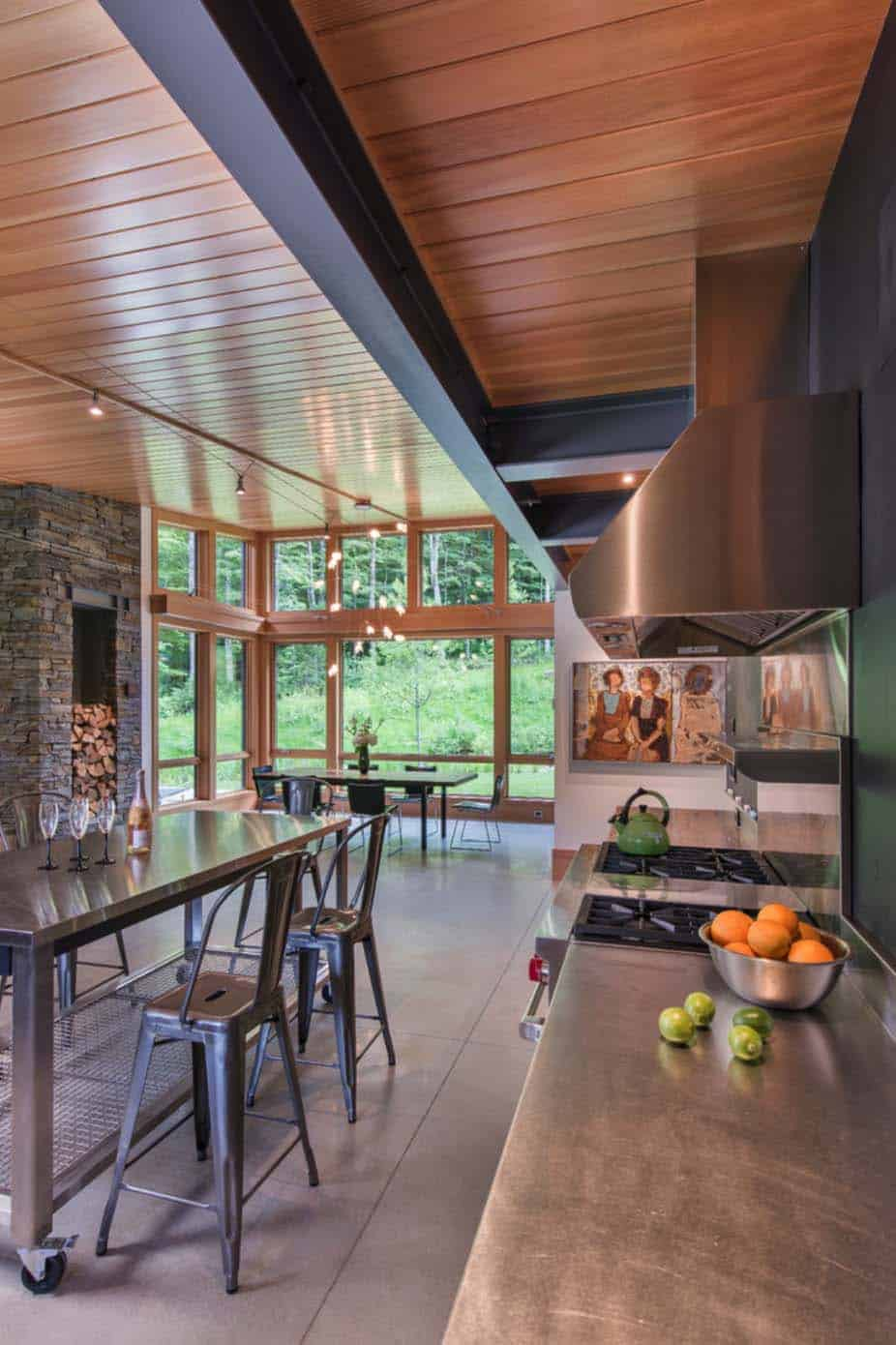 Contemporary Mountain Getaway-Flavin Architects-14-1 Kindesign