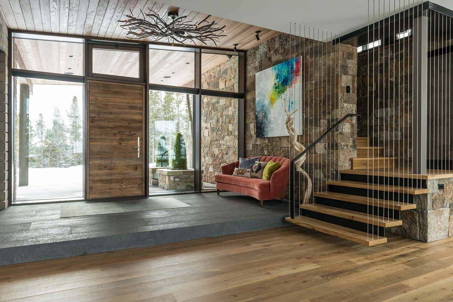 Contemporary Mountain Residence-Reid Smith Architects-01-1 Kindesign