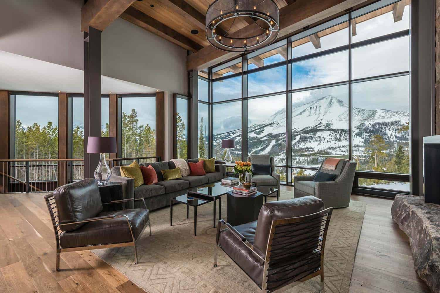 Contemporary Mountain Residence-Reid Smith Architects-02-1 Kindesign