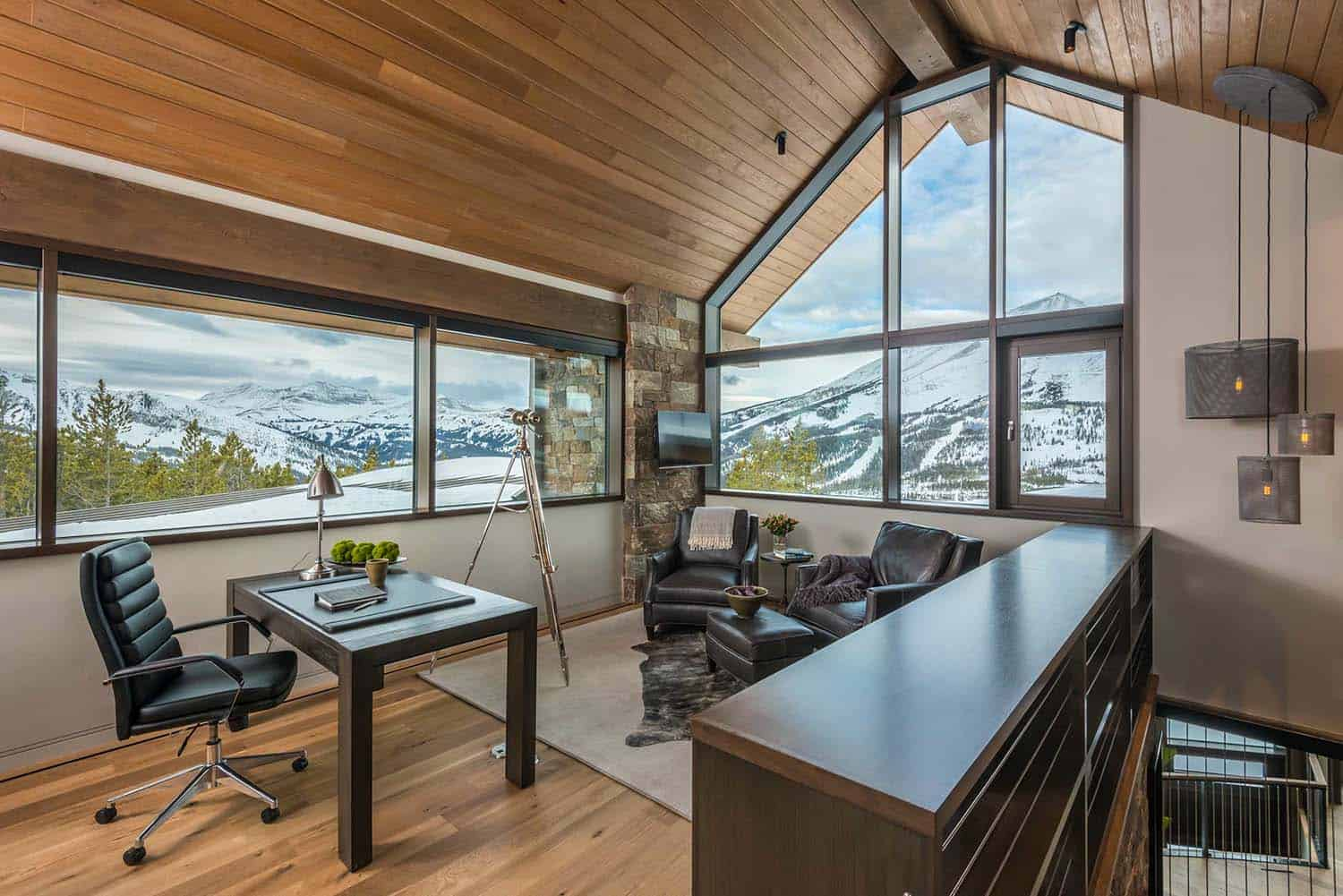 Contemporary Mountain Residence-Reid Smith Architects-10-1 Kindesign