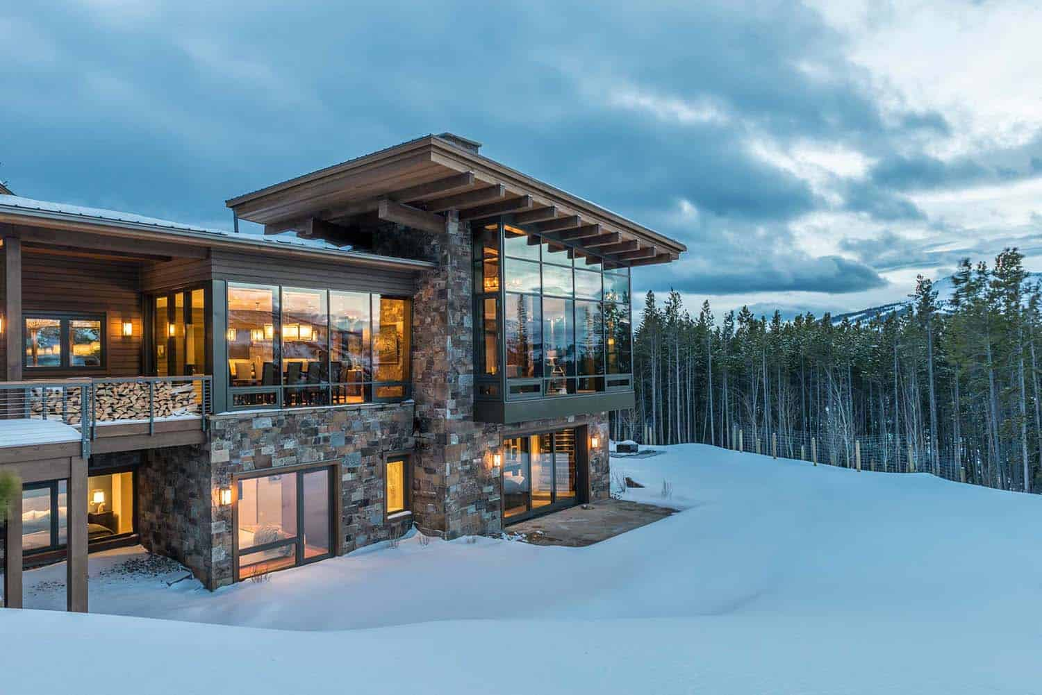 Contemporary Mountain Residence-Reid Smith Architects-26-1 Kindesign