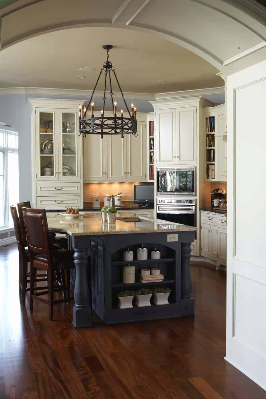 25 dream kitchen islands that are utterly drool worthy - What is a kitchen island ...