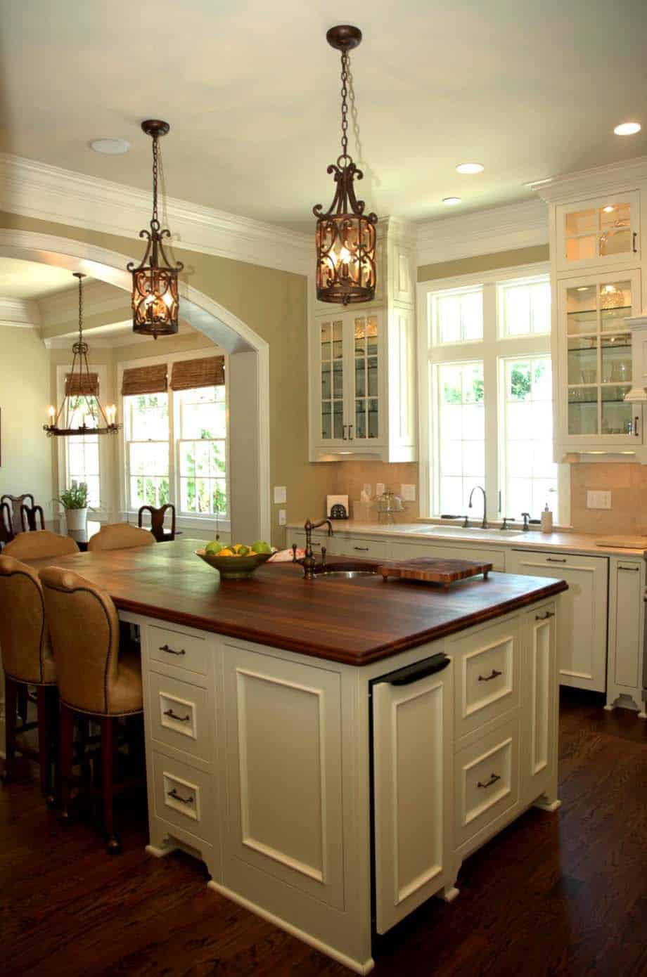 25 Dream Kitchen Islands That Are Utterly Drool Worthy