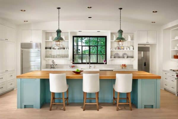 featured posts image for Beautifully renovated Texan farmhouse captures the imagination