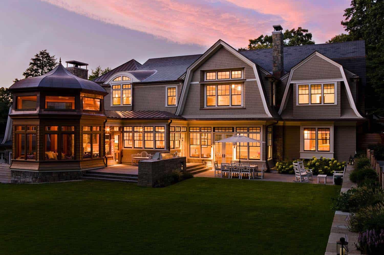 Hilltop Gambrel House-LDa Architecture-19-1 Kindesign