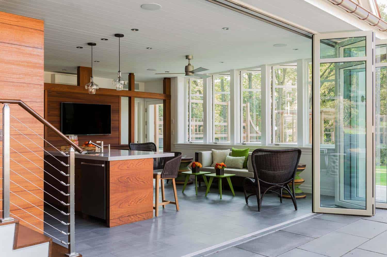 Hilltop Gambrel House-LDa Architecture-24-1 Kindesign