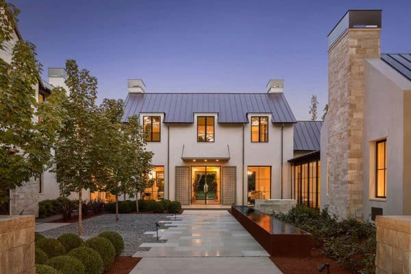 featured posts image for Spectacular California home inspired by northern European architecture