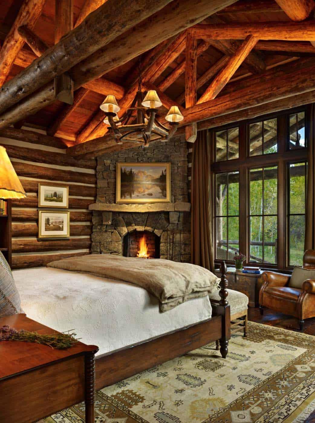 Master Bedroom-Vaulted Ceiling-19-1 Kindesign