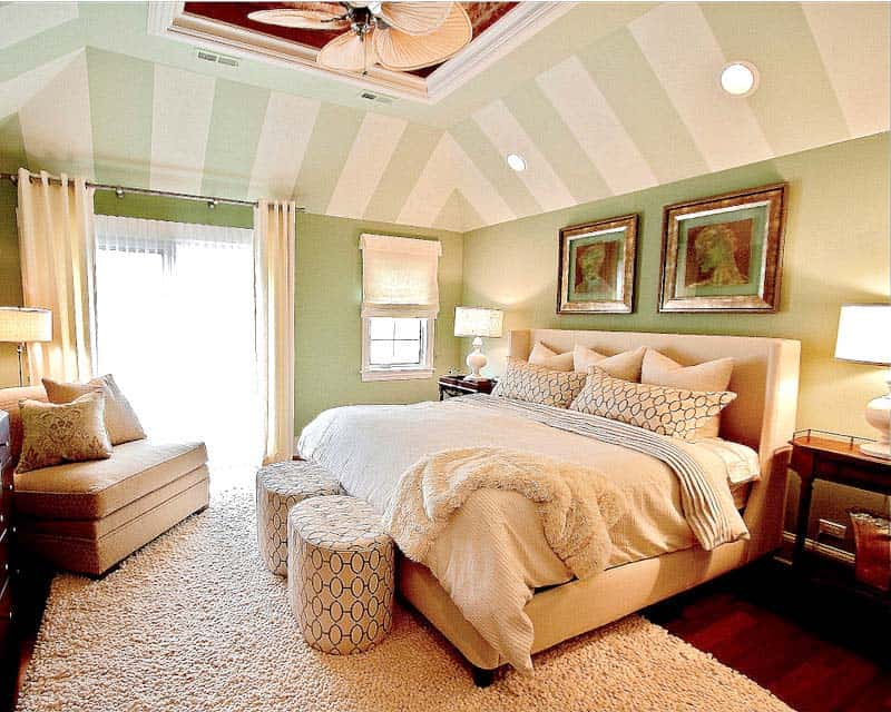 40 Stunning Master Bedroom Retreats With Vaulted Ceilings Awesome Master Bedroom Ceiling Designs