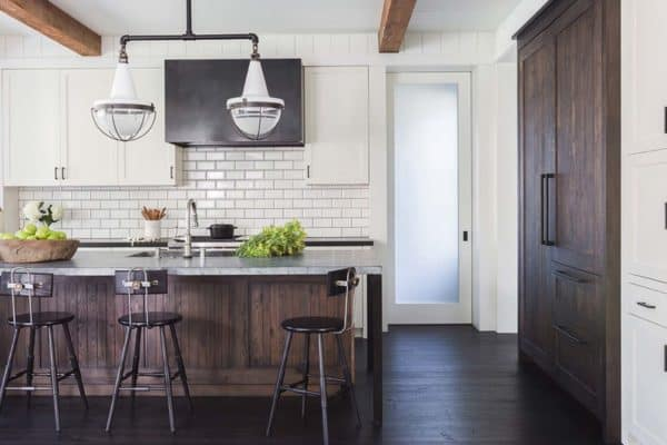 featured posts image for Modern farmhouse style with timeless interiors in Northern California