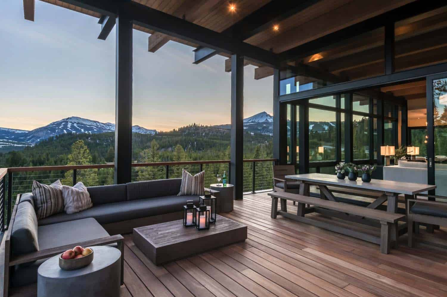 Mountain Modern Home-Reid Smith Architects-01-1 Kindesign