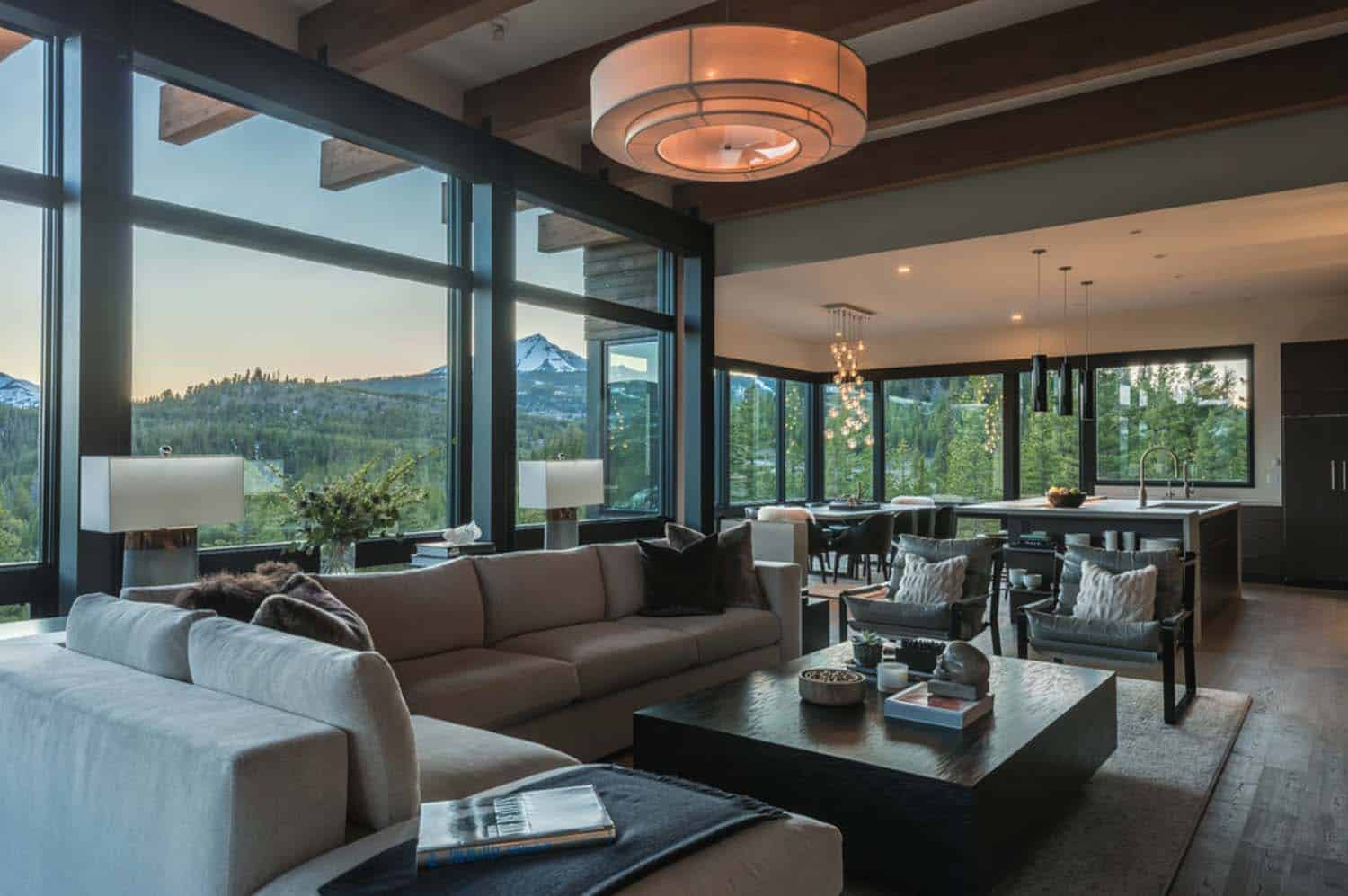 Mountain Modern Home-Reid Smith Architects-03-1 Kindesign
