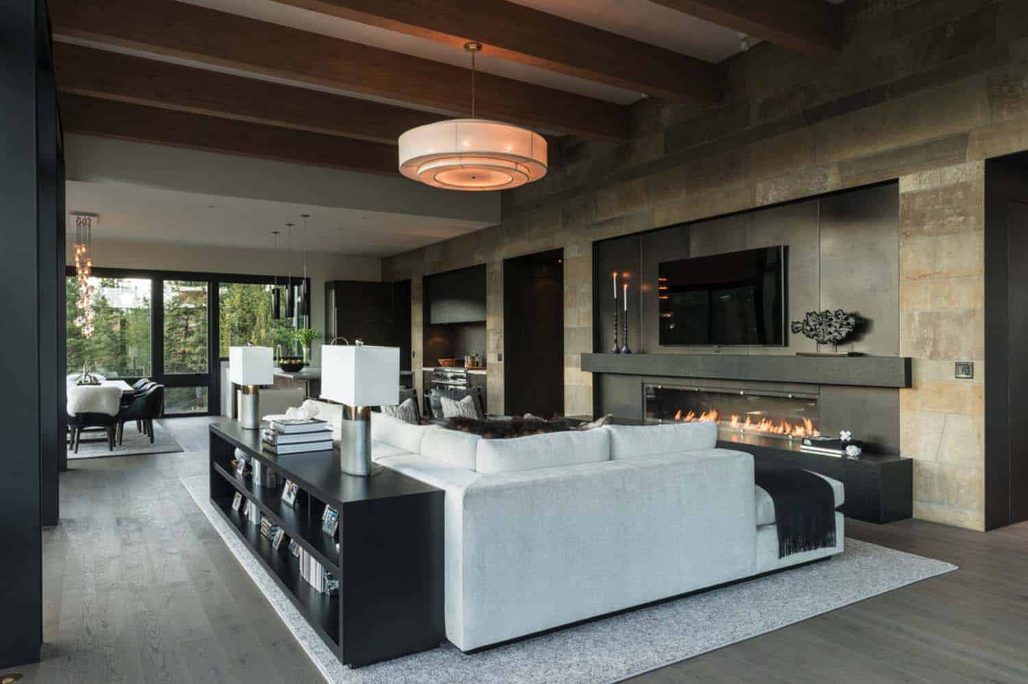 Mountain Modern Home-Reid Smith Architects-04-1 Kindesign
