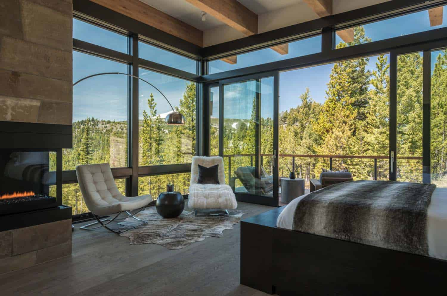 Mountain Modern Home-Reid Smith Architects-15-1 Kindesign