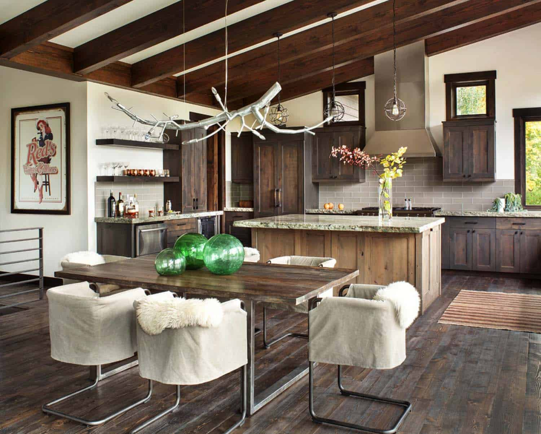 Rustic-Modern Dwelling-Sage Interior Design-04-1 Kindesign