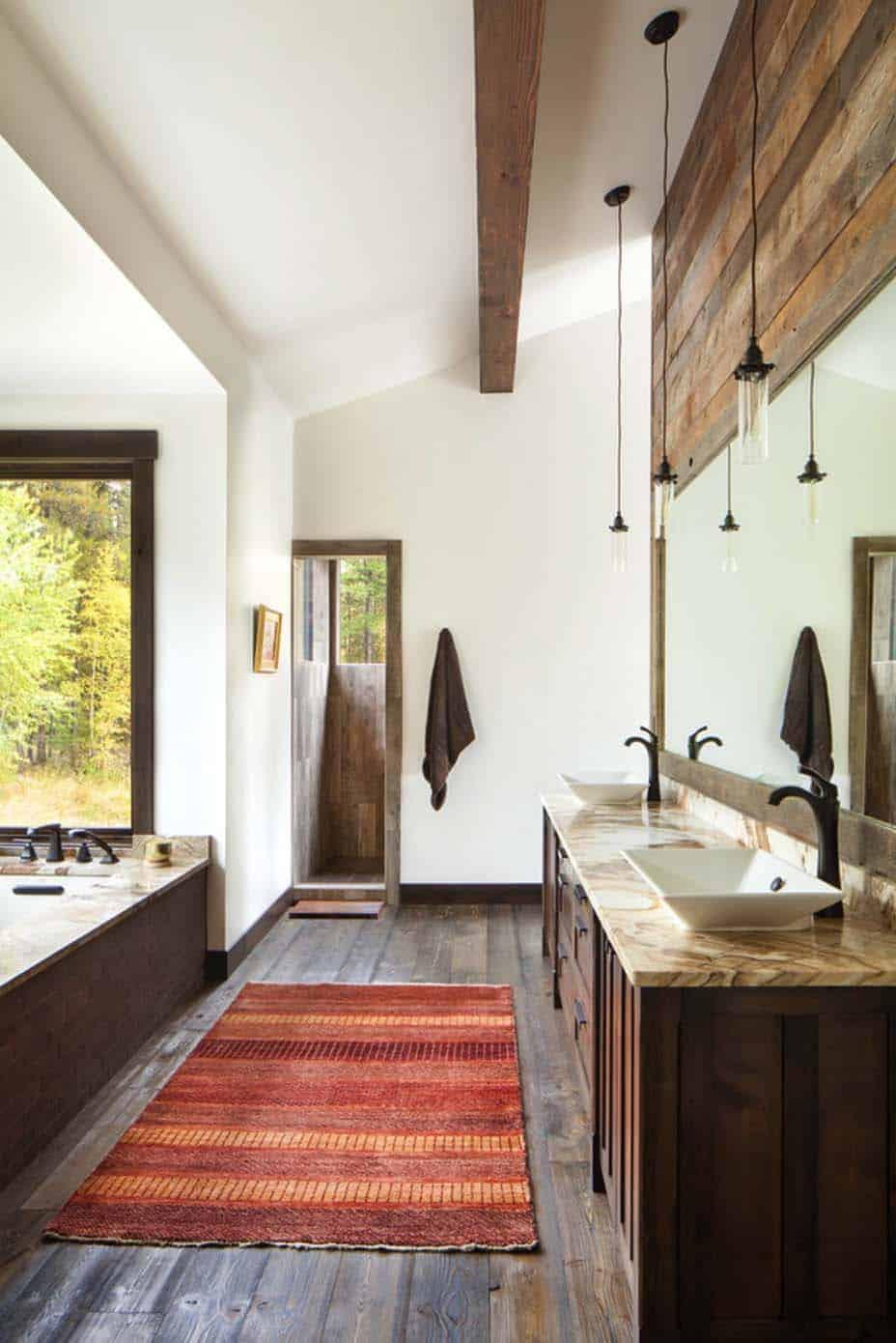 Rustic-Modern Dwelling-Sage Interior Design-07-1 Kindesign