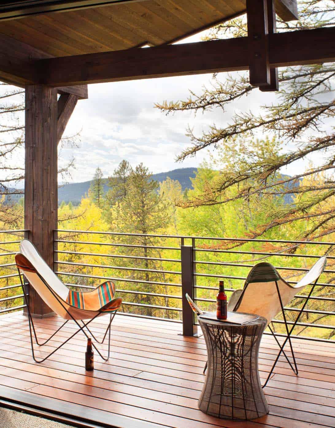 Rustic-Modern Dwelling-Sage Interior Design-15-1 Kindesign