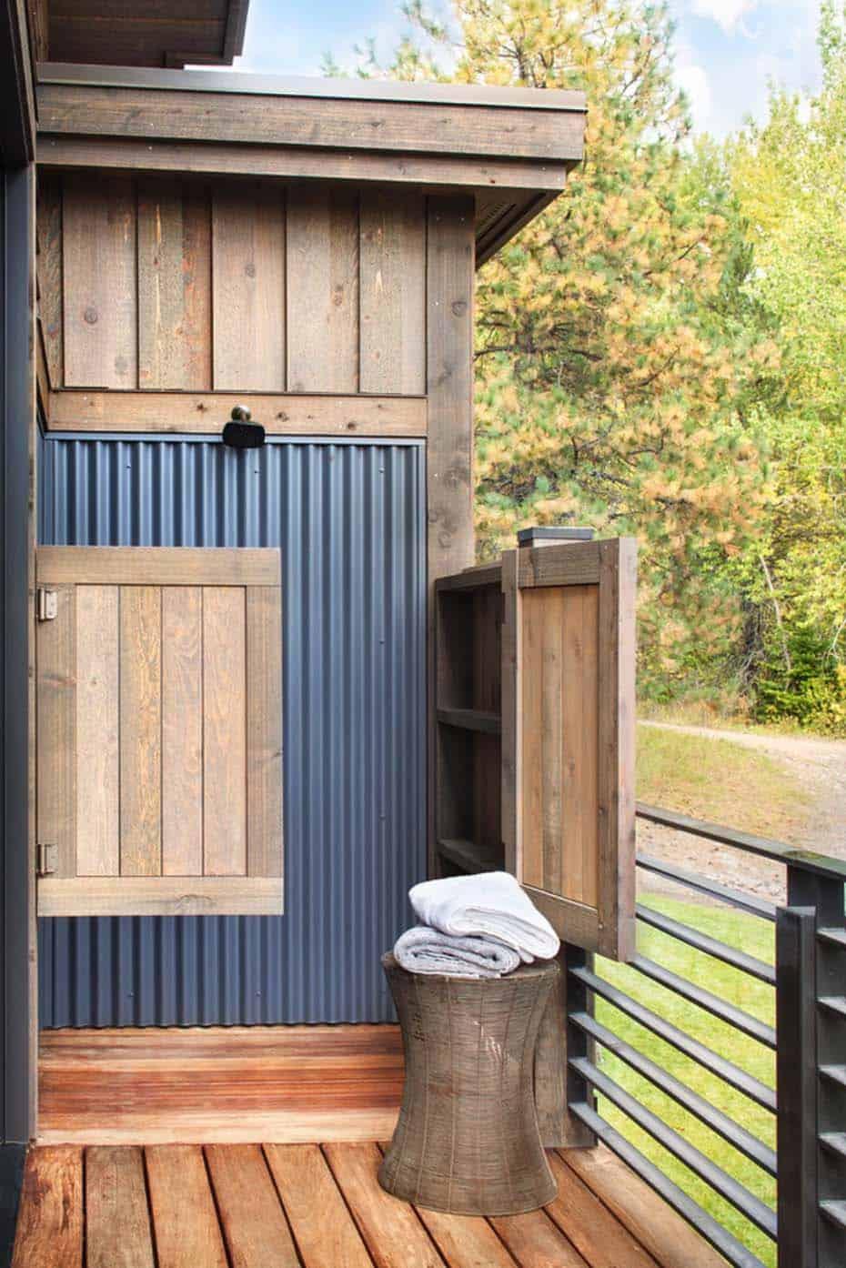 Rustic-Modern Dwelling-Sage Interior Design-16-1 Kindesign