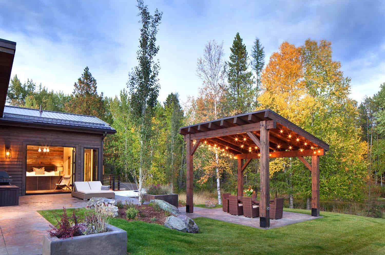 Rustic-Modern Dwelling-Sage Interior Design-18-1 Kindesign