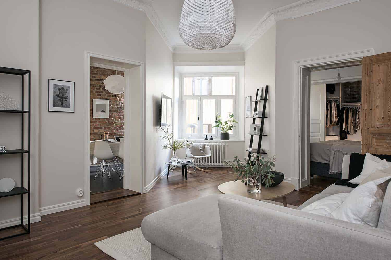 Scandinavian Apartment Home-14-1 Kindesign