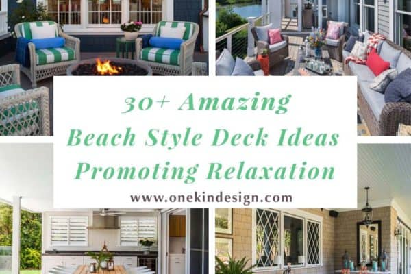 featured posts image for 30+ Amazing beach style deck ideas promoting relaxation
